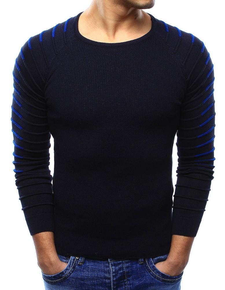 """Pánsky granátový sveter (wx0976) """"M"""""""