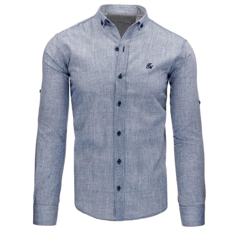 """Pánska košeľa (dx1036) - granátová """"XL"""""""