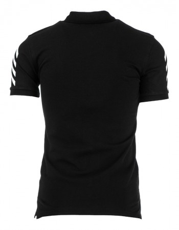 """Košeľa polo (px0073) - čierna """"XL"""""""