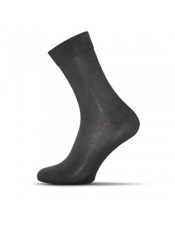 Pánske ponožky Excellent Bamboo - tmavosivé