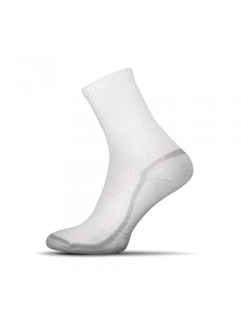 Ponožky Sensitive - biele