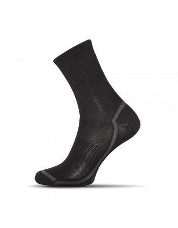 Ponožky Sensitive - čierne