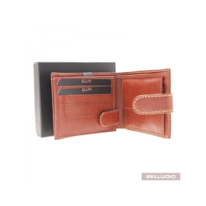 Pánska peňaženka kožená - čierna 2341227ea32