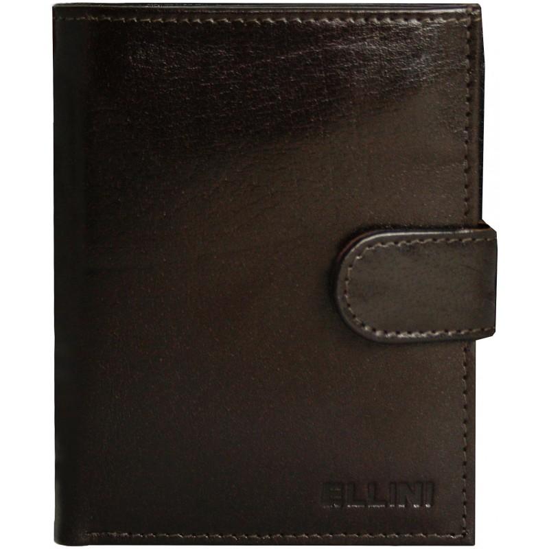 Klasická pánska peňaženka Ellini - čierna 52ed39e08e9