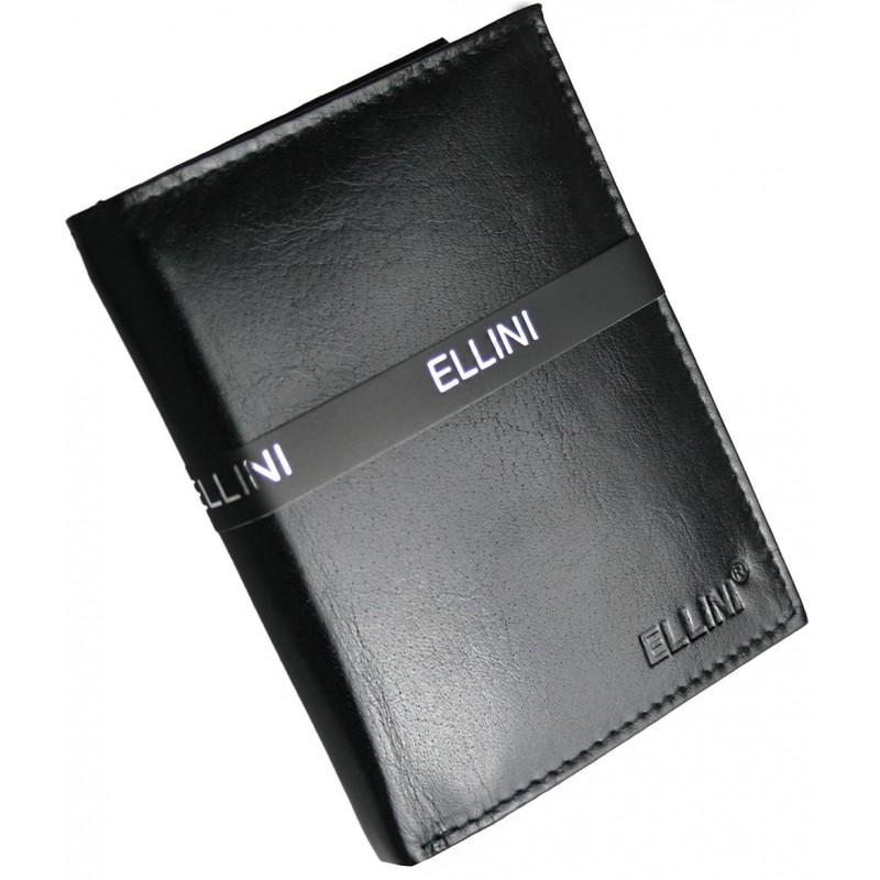Nádherná pánska kožená peňaženka AME-21R-034N - čierna bf0b53db8b7