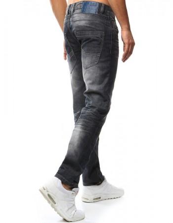 """Čierne pánske jeansy (ux1023) """"30"""""""