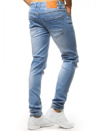 """Pánske jeansy svetlomodré (ux1351) """"32"""""""