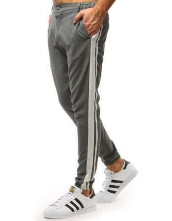 Pánske joggery (ux1476) - antracitové