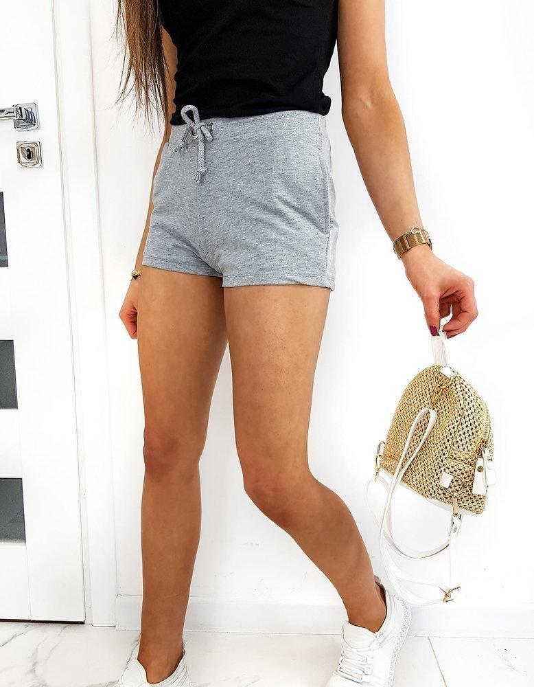 Dámske šortky SPORT'S SY0175 - sivé