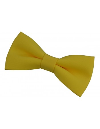 Pánsky motýlik žltej farby (mot005)