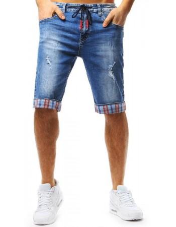 Pánske džínsové kraťasy (sx0717)