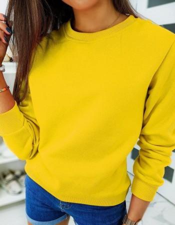 Bluza damska FASHION II żółta BY00780