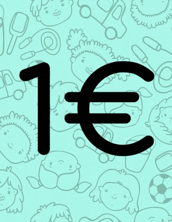 Príspevok na charitu v hodnote 1,00€