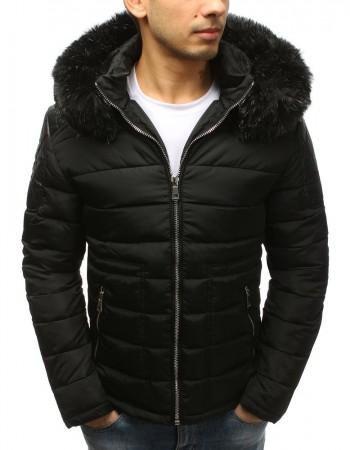 Pánska zimná bunda (tx2564) - čierna