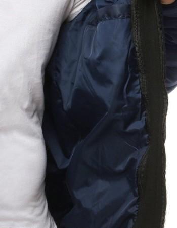 Prechodná pánska bunda (tx2849) - tmavomodrá, veľ. L