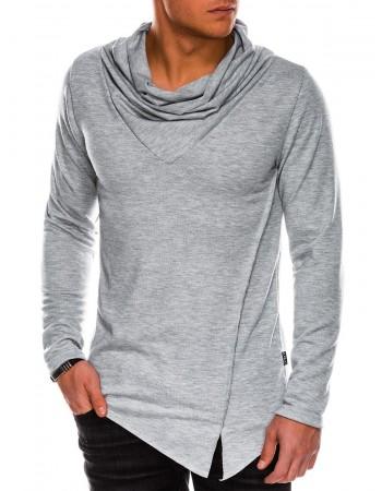 Men's sweatshirt B1010 - grey