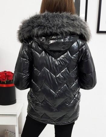 Dámska zimná bunda VENICE (ty0926) - čierna, veľ. M