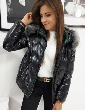 Dámska zimná bunda VENICE (ty0926) - čierna, veľ. L