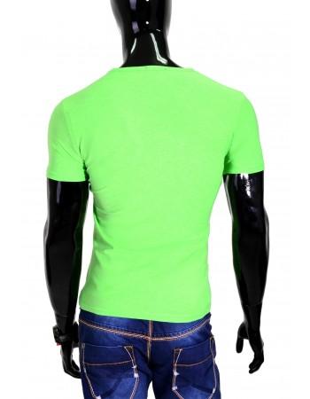 Tričko GLO STORY 7649 - zelené*