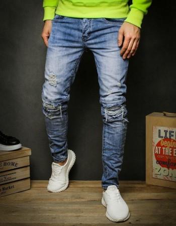 Pánske džínsy UX2348 - modré, veľ. 31