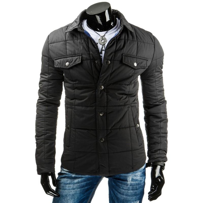 Prechodná bunda (tx1151) - čierna