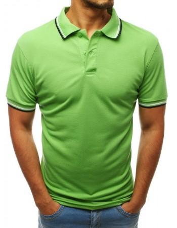 Pánska zelená polokošeľa (px0222)