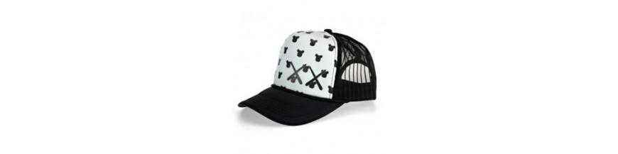 Pánske čiapky, šiltovky a klobúky