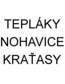 Tepláky - Nohavice - Kraťasy
