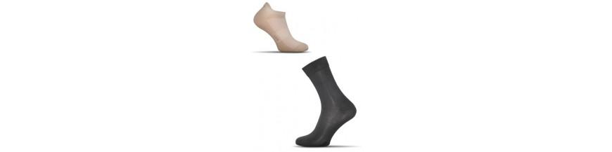 Pánske ponožky - klasické, termo, vzorované, letné, ponožky na beh, lyžovanie a iné