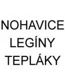 Nohavice - Legíny - Tepláky