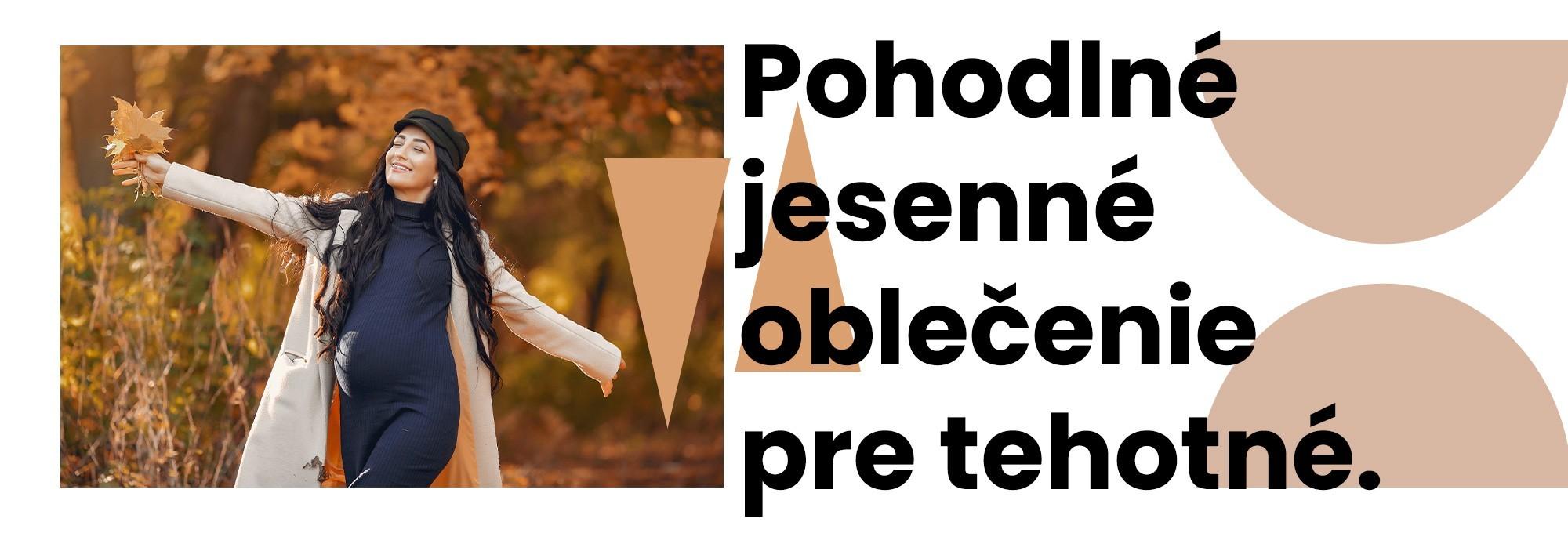Tehotenské oblečenie - nakupujte online na Bestlook.sk
