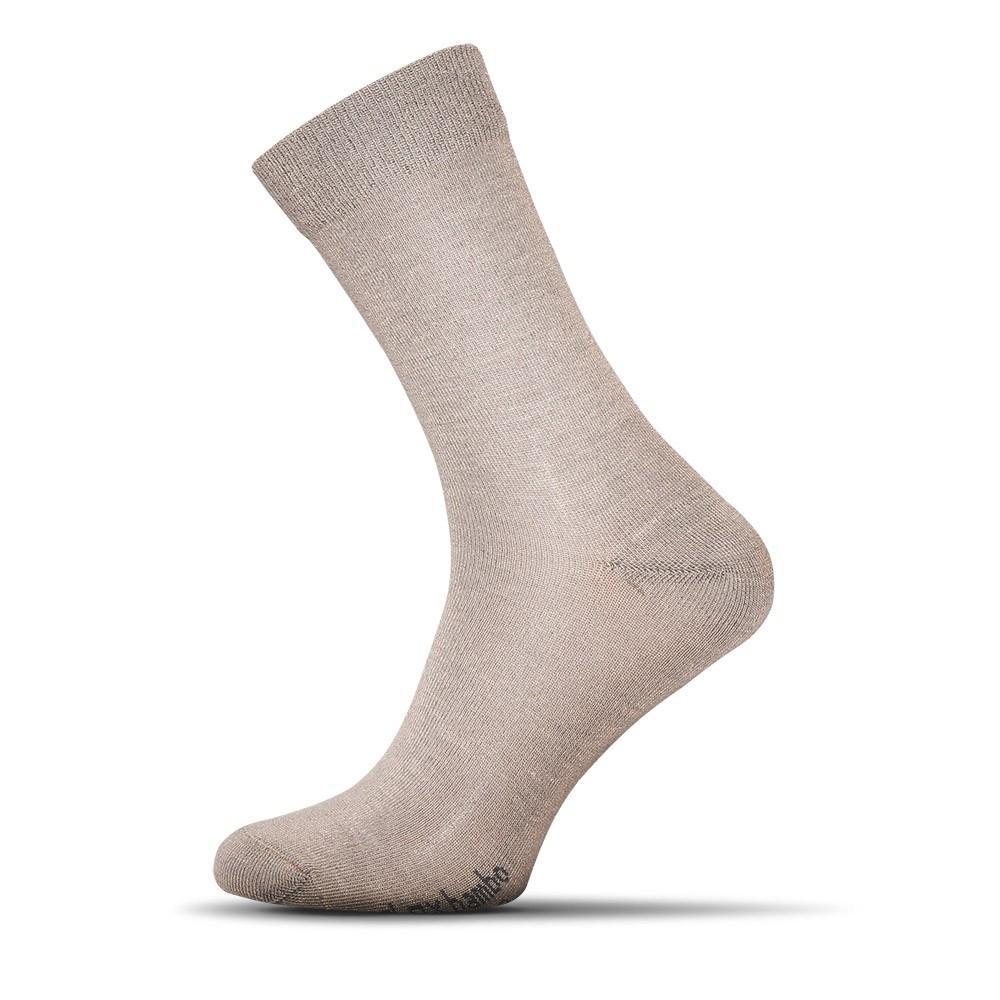 Pánske ponožky Excellent Bamboo - béžové - S (37-40)