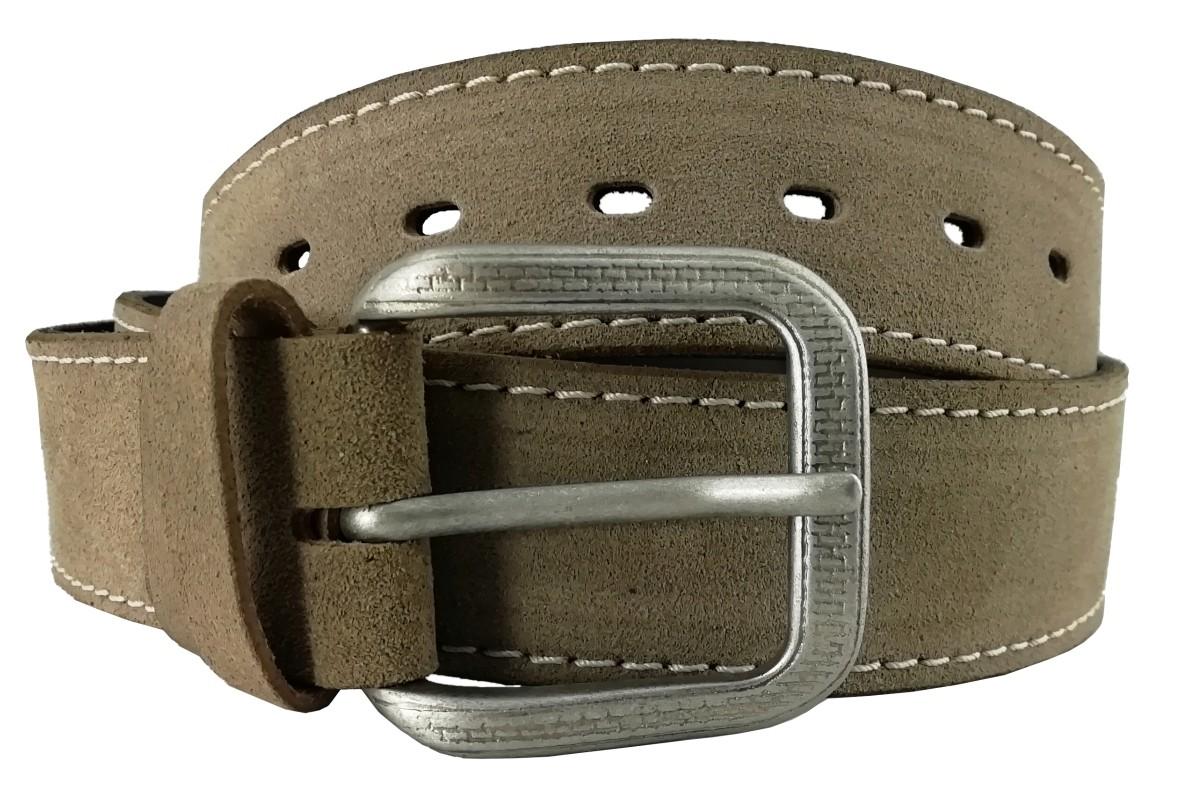 Pánsky kožený opasok OP-007 - 95cm