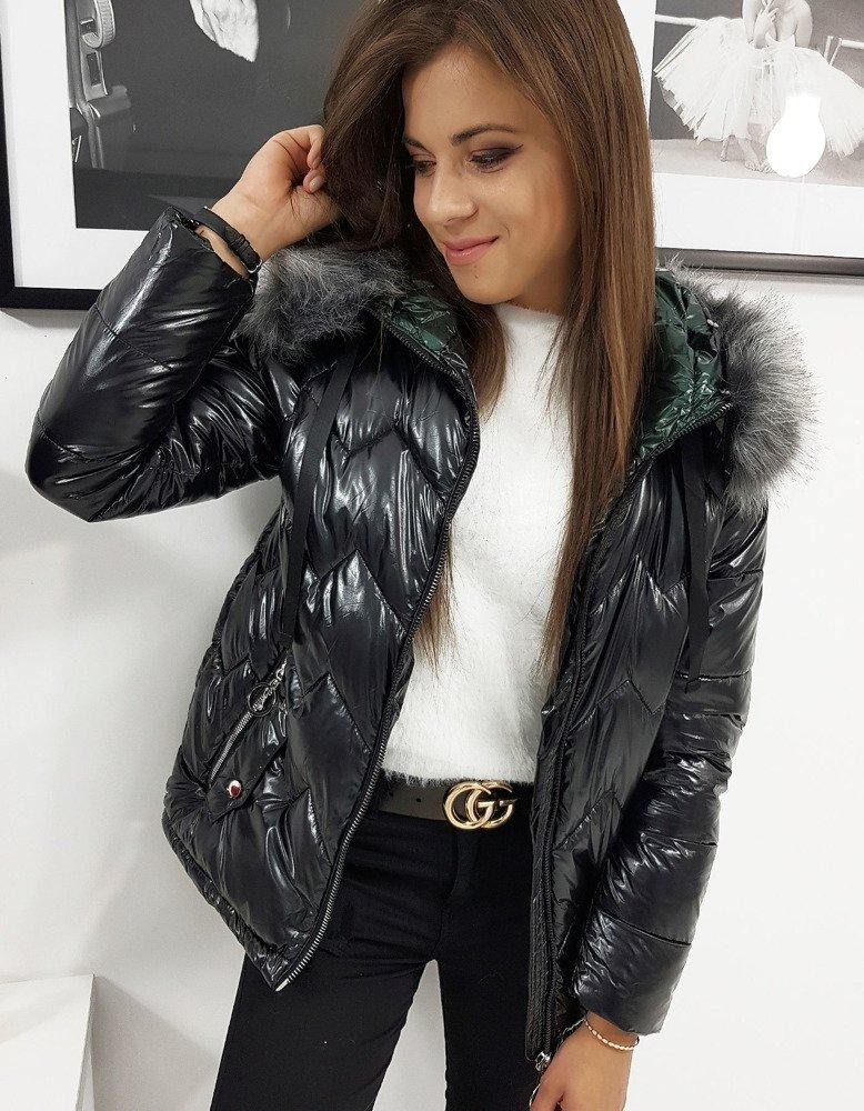 Dámska zimná bunda VENICE (ty0926) - čierna, veľ. L - L