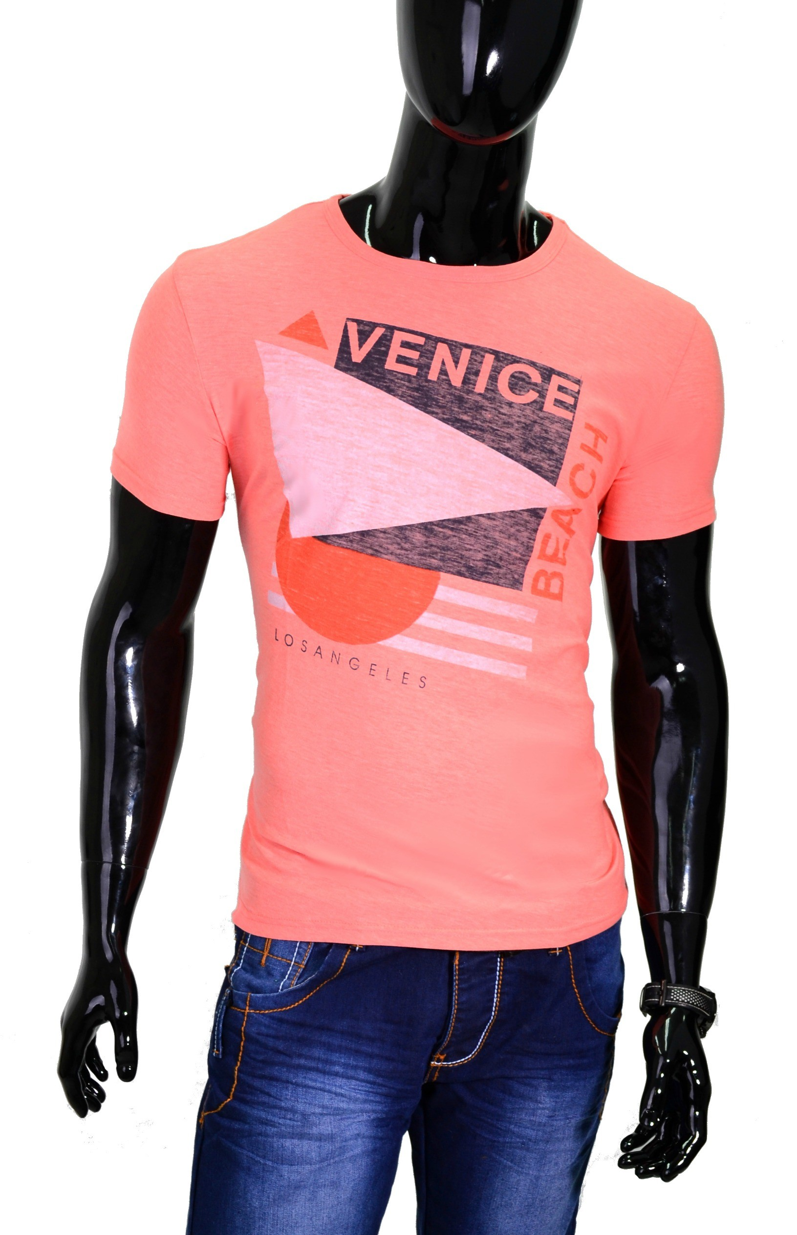 Tričko GLO STORY 7652 - ružové* 06-T013 - XL 06-T013